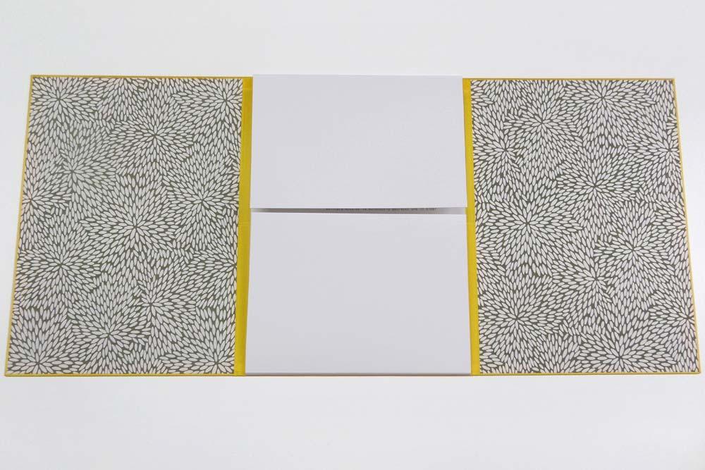 Spiegel japanisches Buntpapier Reismuster