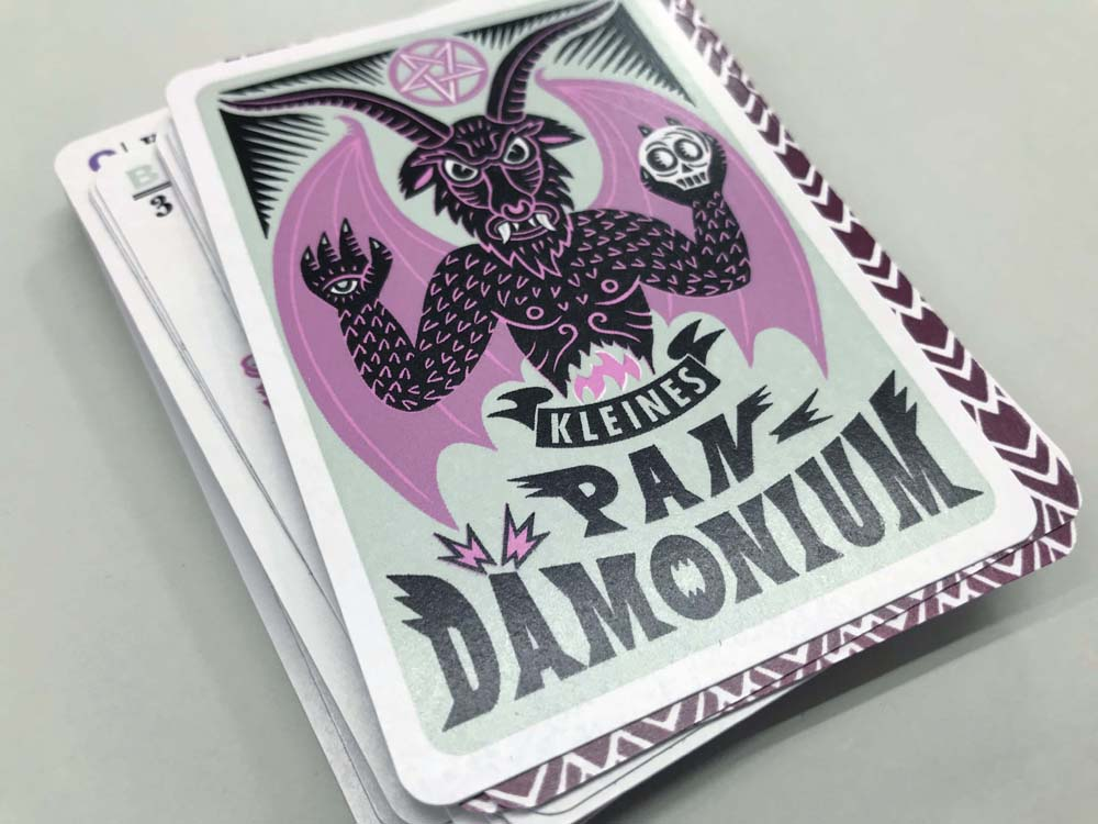 Stapel Spielkarten